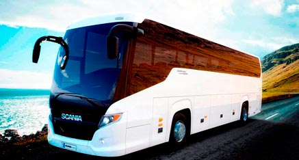 Transfers Talas-M Incoming Agency Scania Transfers