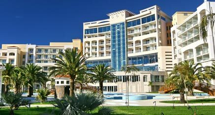 Accommodation hotel Splendid Becici Montenegro