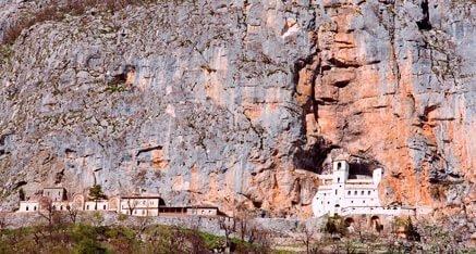 Excursions Monastery Ostrog Montenegro